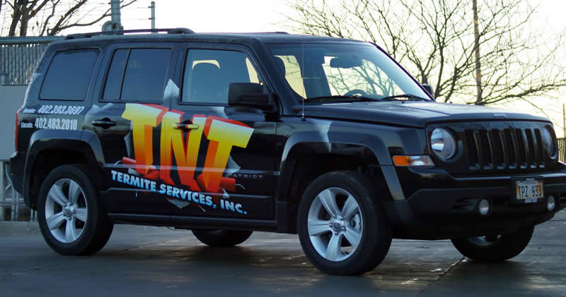 TNT Termite Services in Omaha and Lincoln Nebraska
